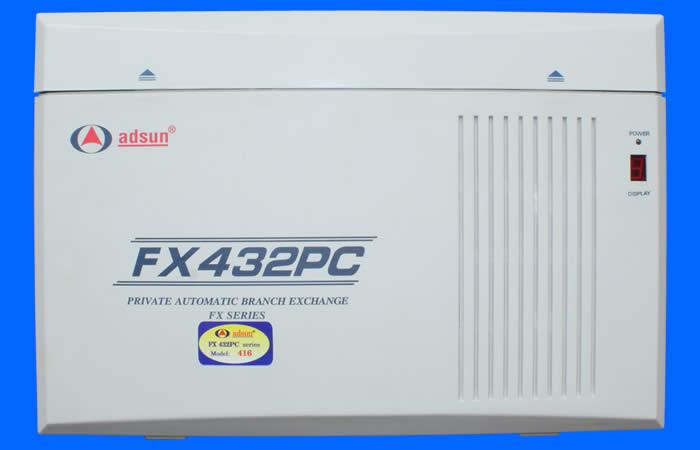 Tổng đ�i ADSUN  - Tổng đ�i điện thoại Adsun FX-416PC - Tổng đ�i điện thoại Adsun FX-416PC