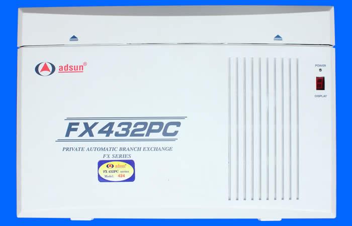 Tổng đ�i ADSUN  - Tổng đ�i điện thoại ADSUN FX -416PC(432) - Tổng đ�i điện thoại ADSUN FX -416PC(432)