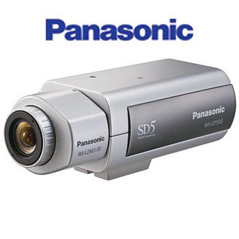 Camera PANASONIC  - Camera PANASONIC WV-CP500/WV-CP504E - Camera PANASONIC WV-CP500/WV-CP504E