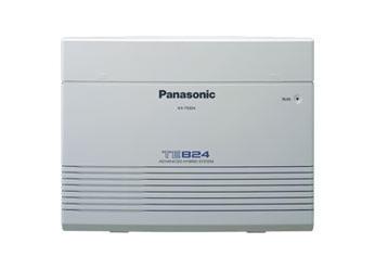 Tổng Đ�i IP Panasonic  - Panasonic KX-TES824 ( 8 v�o, 24 ra ) - Panasonic KX-TES824 ( 8 v�o, 24 ra )